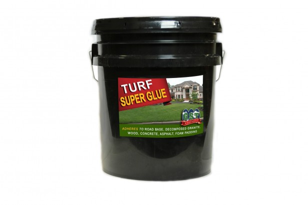 Turf Super Glue 5 Gallons accessories