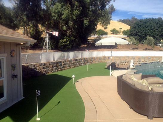 Artificial Grass Photos: Artificial Grass Beaumont, California Paver Patio, Backyard