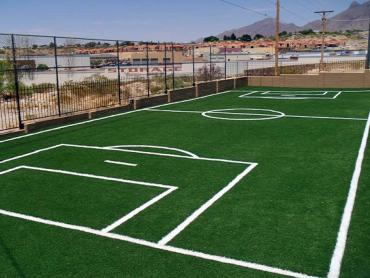 Artificial Grass Photos: Artificial Lawn Monterey Park, California Backyard Soccer
