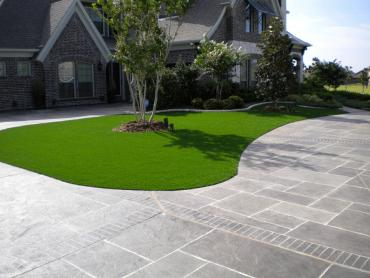 Artificial Grass Photos: Fake Grass Carpet Huntington Beach, California Rooftop, Front Yard Landscaping Ideas
