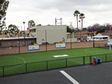 Artificial Grass Photos: Fake Turf Cudahy, California Sports Turf, Commercial Landscape