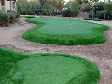 Grass Installation South San Jose Hills, California Putting Green Carpet, Beautiful Backyards artificial grass