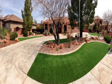 How To Install Artificial Grass Industry, California Home And Garden, Front Yard Landscaping Ideas artificial grass