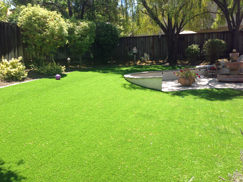 synthetic grass cost claremont california garden ideas backyard - Synthetic Grass Cost